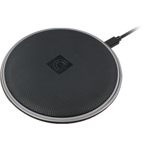 Comprehensive Qi-Certified 10W Wireless Fast Charging Pad