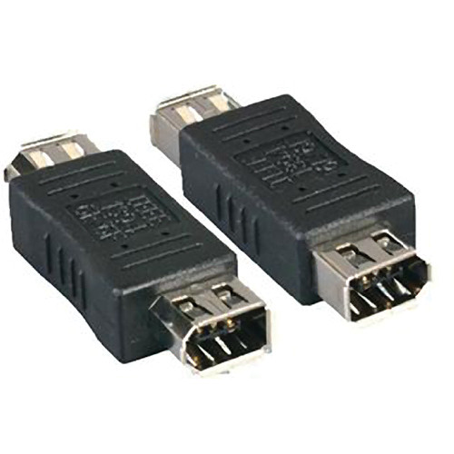 Comprehensive IEEE 1394A 6-Pin Female to 6-Pin Female Adapter