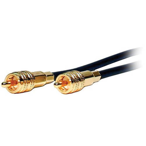 Comprehensive Pro AV / IT Series Plenum RCA Plug to RCA Plug Video Cable (50')