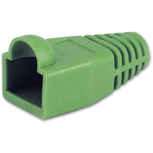 Comprehensive 8mm RJ-45 Boot (Green)