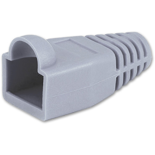 Comprehensive 8mm RJ-45 Boot (Gray)