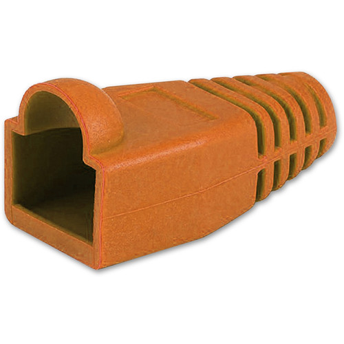 Comprehensive 8mm RJ-45 Boot (Orange)