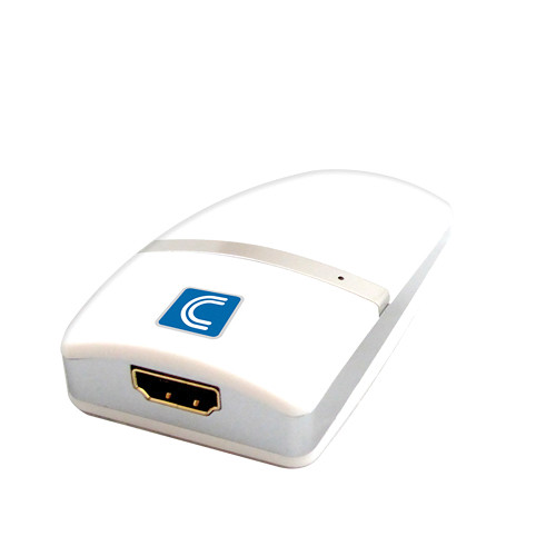 Comprehensive USB 3.1 Gen 1 to HDMI with Audio Converter