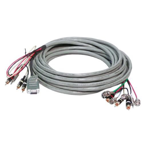 Comprehensive Pro AV/IT Series Plenum VGA Install Breakout Cable (10')