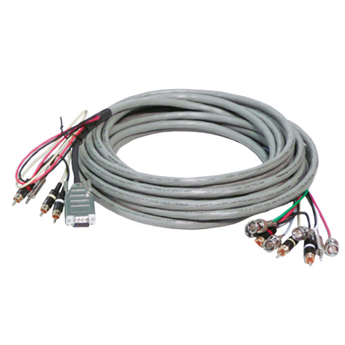 Comprehensive Pro AV/IT Series Plenum VGA Install Breakout Cable (10')