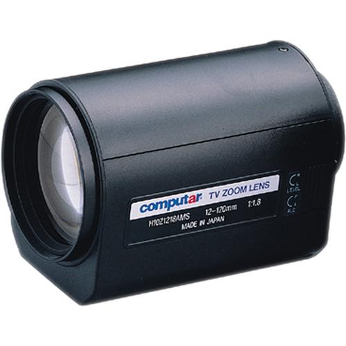 computar H10Z1218AMS Motorized Zoom Lens (F1.8, C-Mount) for CCTV