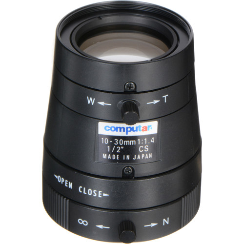 computar CS-Mount 10-30mm Varifocal Lens