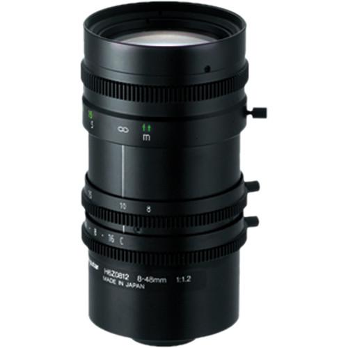 computar C-Mount 8 to 48mm Manual Iris Lens