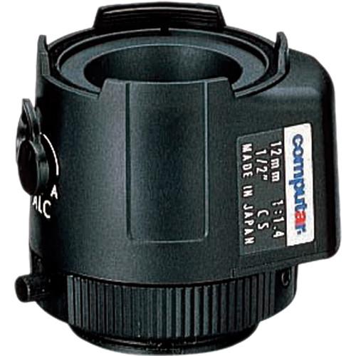 "computar HG1214AFCS 1/2"" Fixed Focus Auto-Iris Lens (12mm)"