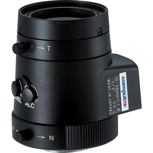 "computar HG3Z1014AFCS 1/2"" Varifocal Telephoto Lens with Amplifier (10-30mm)"