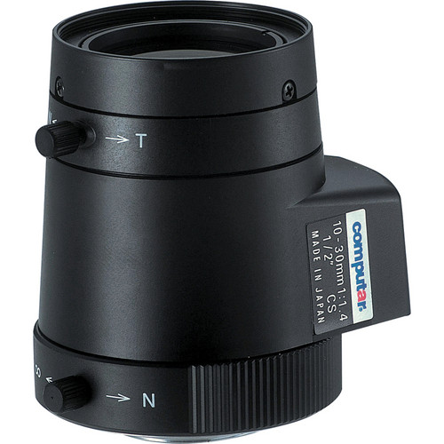 "computar HG3Z1014FCS 1/2"" 10 to 30mm F1.4 DC Auto Iris Lens (CS-Mount)"