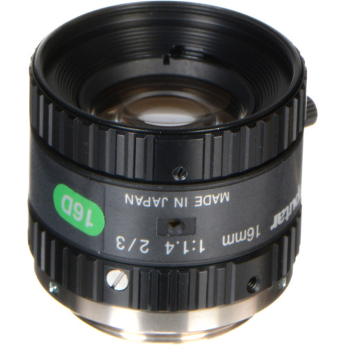 "computar M1614-MP2 2/3"" Fixed Lens (16mm)"