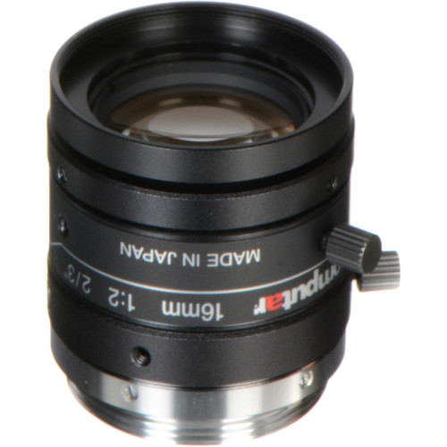 computar C-Mount 16mm Fixed Focal Lens