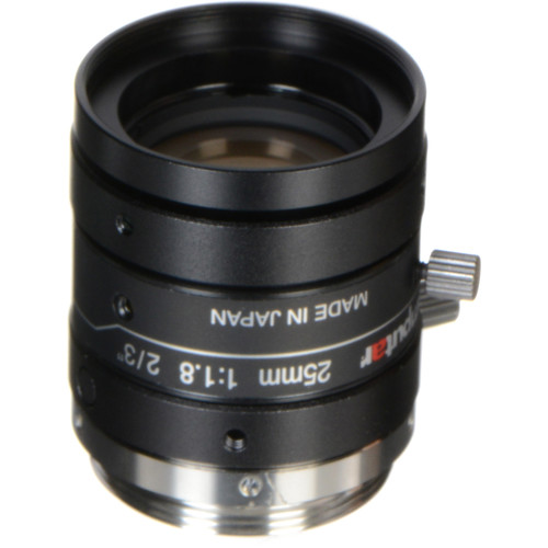 computar C-Mount 25mm Fixed Focal Lens