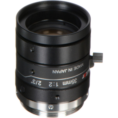 computar C-Mount 35mm Fixed Focal Lens