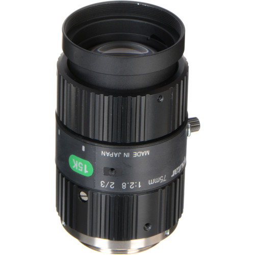 computar C-Mount 75mm Fixed Focal Lens
