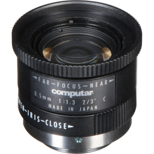 computar C-Mount 8.5mm Fixed Focal Lens