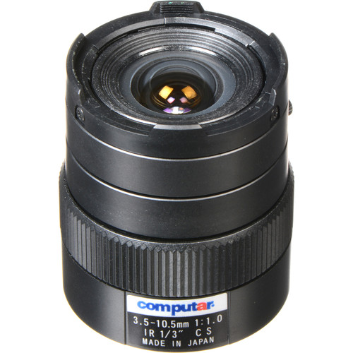 computar CS-Mount 3.5-10.5mm Varifocal Lens