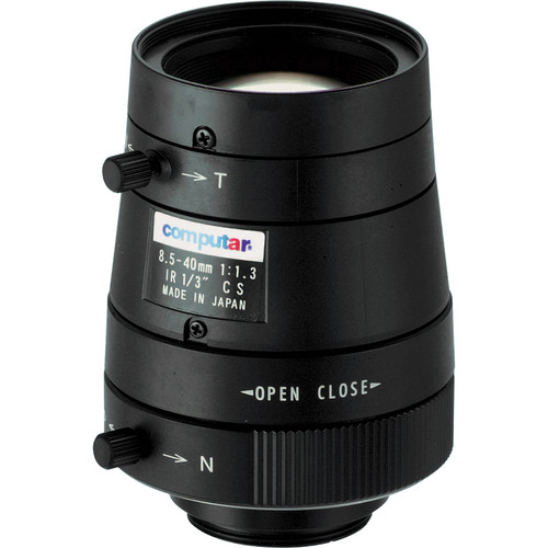 computar CS-Mount 8.5-40mm Varifocal Lens