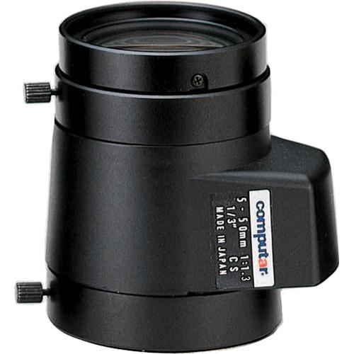 "computar TG10Z0513FCS 1/3"" DC Auto-Iris Varifocal Lens (5 to 50mm)"