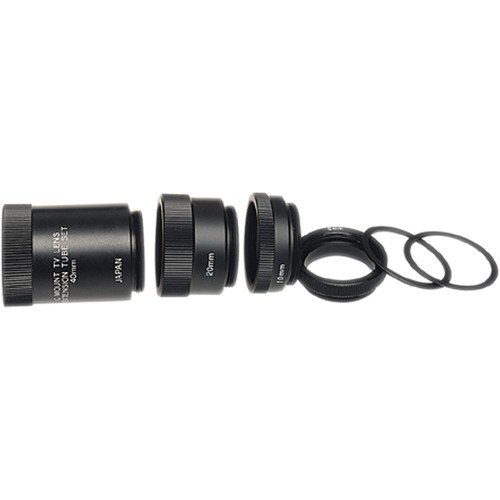 computar VM100 Extension Tube Kit