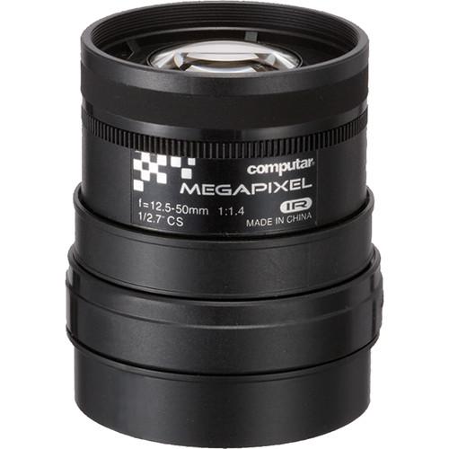 computar CS-Mount 3MP 12.5-50mm f/1.4 Manual Iris Varifocal Lens