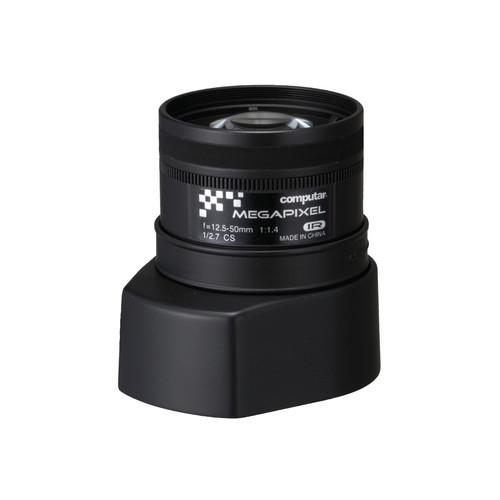 computar CS-Mount 12.5-50mm f/1.4-360C HD Series IR-Corrected DC Auto-Iris Varifocal Lens