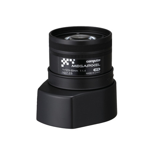 computar CS-Mount 12.5-50mm f/1.4-360C HD Series IR-Corrected DC Auto-Iris Varifocal Lens