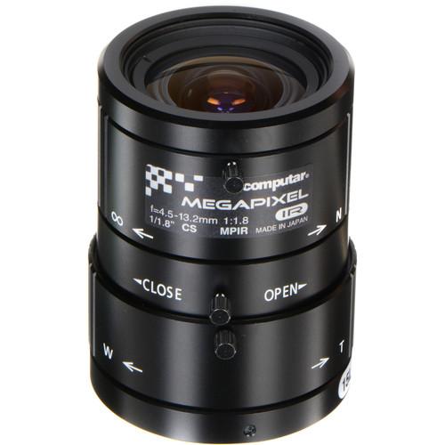 computar HD Megapixel 5 MP, 4.5-13.2mm F1.8 Manual Lens (CS Mount)