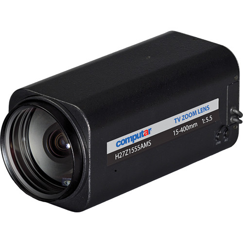 "computar H27Z1555AMS 1/2"" Video Auto-Iris Lens (15 to 400mm)"