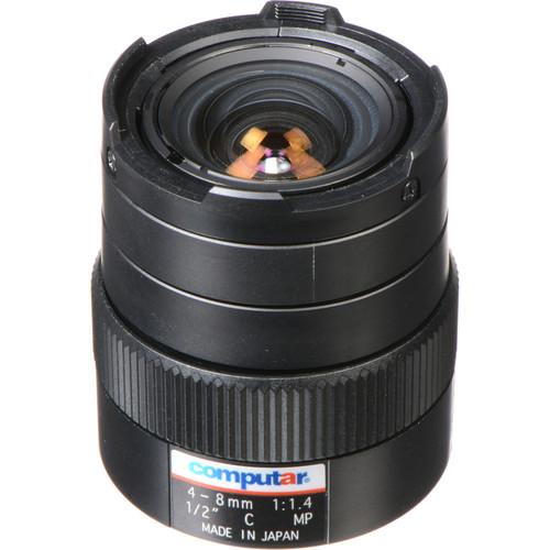 computar C-Mount 4-8mm Varifocal Lens