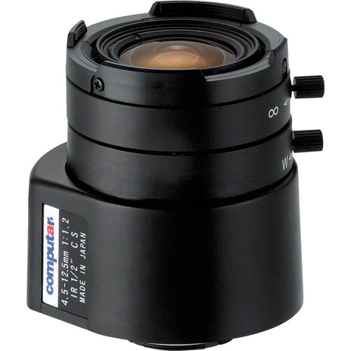 computar CS-Mount 4.5-12.5mm Varifocal Lens
