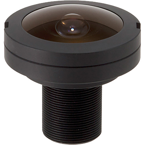 computar Megapixel Series M12 Mount 1.05mm Fisheye Lens