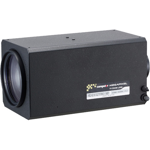 computar M24Z1527PDC-MP 2.5MP C-Mount 15-360mm Varifocal Lens with 24x Motorized Zoom