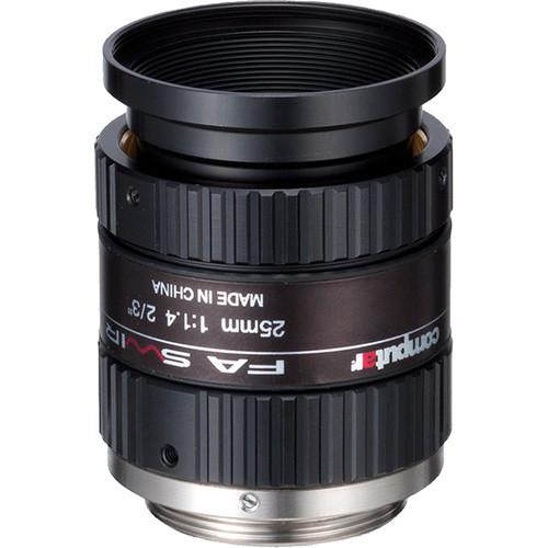 computar M12514-SW 25mm, f/1.4, SWIR Lens for Machine Vision (C-Mount)