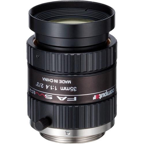 computar M3514-SW 35mm, f/1.4, SWIR Lens for Machine Vision (C-Mount)