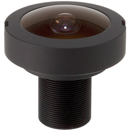 computar T0928KRW M12-Mount 0.95mm IR Corrected Fisheye Board Lens
