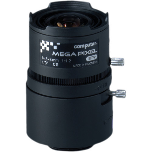 computar T3Z0312CS-MPIR 3 MP Varifocal Lens (3-8mm)