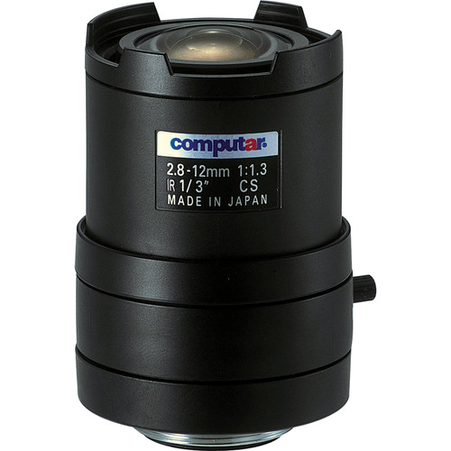 computar CS-Mount 2.8-12mm Varifocal Lens