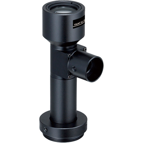 """computar 2.0x, 2 Megapixel Telecentric Lens with Coaxial Light Port in C-Mount for 2/3"""" Sensors (2.57"""" Working Distance)"""