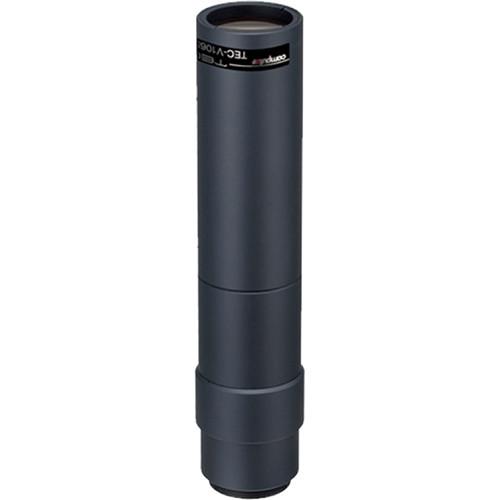 "computar 1.0x, 5 Megapixel Telecentric Lens in C-Mount for 1"" Sensors (2.57"" Working Distance)"