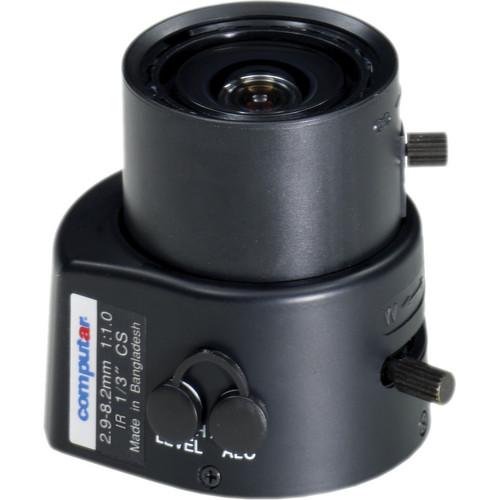 "computar TG3Z2910AFCS-IR 1/3"" Varifocal Day/Night Lens (2.9-8.2mm)"