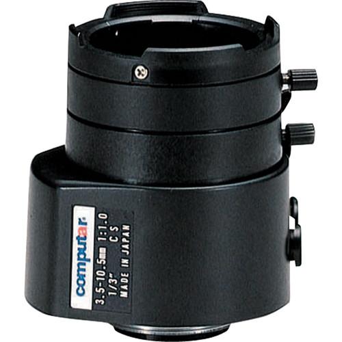 """computar TG3Z3510AFCS 1/3"""" Varifocal Lens with Amplifier (3.5-10.5mm)"""