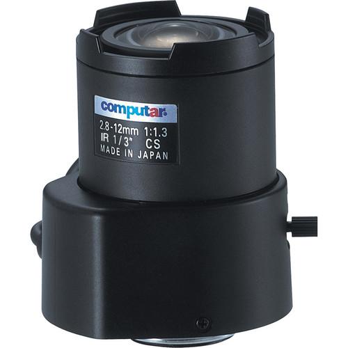 "computar TG4Z2813AFCS-IR 1/3"" Varifocal Lens (2.8-12mm)"