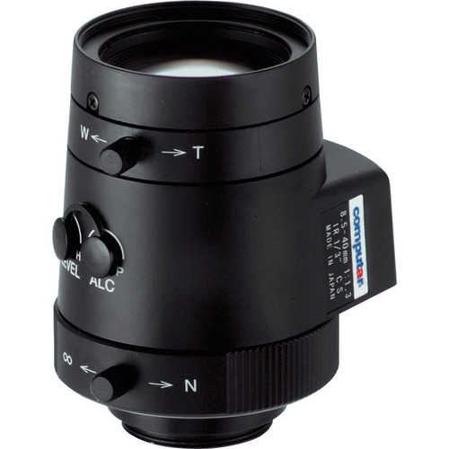 "computar TG5Z8513AFCS-IR 1/3"" Varifocal Telephoto Lens with Amplifier (8.5-40mm)"