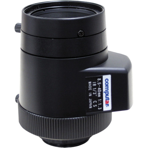 "computar TG5Z8513FCS-IR 1/3"" Varifocal Telephoto Lens (8.5-40mm)"