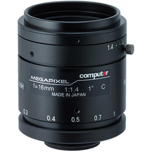 "computar 1"" 16mm f/1.4 2MP Lens (C-Mount)"