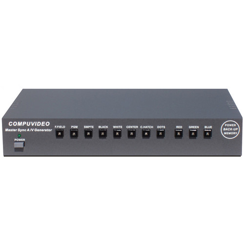 Compuvideo CV-4000 P(RM) Master Sync A/V Generator (PAL)