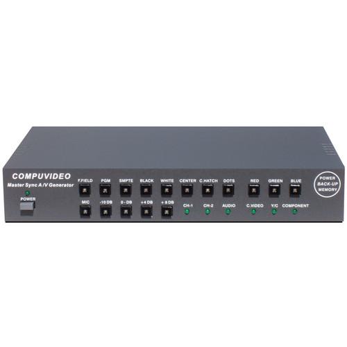 Compuvideo CV-7000P(RM) Master Sync A/V Generator (PAL)