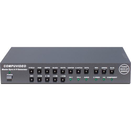 Compuvideo CV-9000P(RM) Master Sync A/V Generator (PAL)